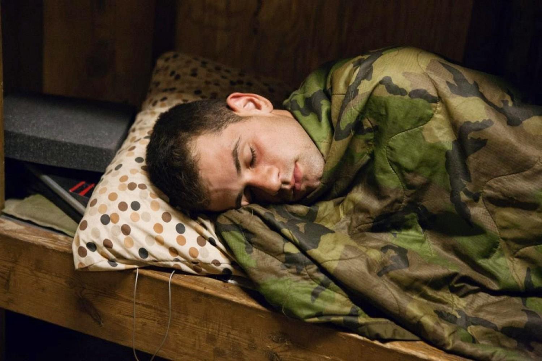 Tanuld meg a katonáktól,  hogy kell percek alatt álomba merülni