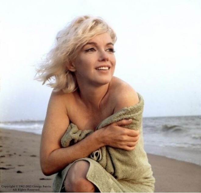 Marilyn Monroe halála előtt készített, szívbemarkoló fotósorozat
