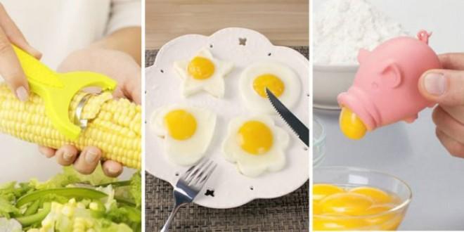 Elképesztő konyhai eszközök