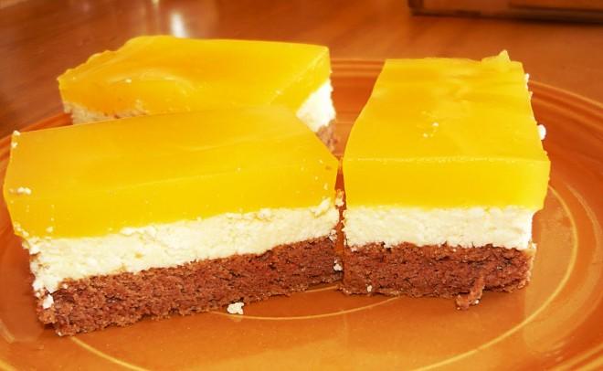 Ismeritek ezt a fantaszikus süteményt? Ami nem más mint a Fanta szelet!