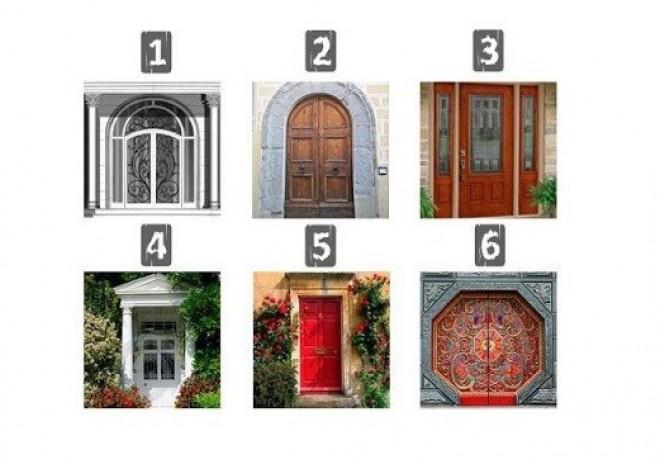 Válassz egy ajtót és tudd meg milyen lesz a következő éved!