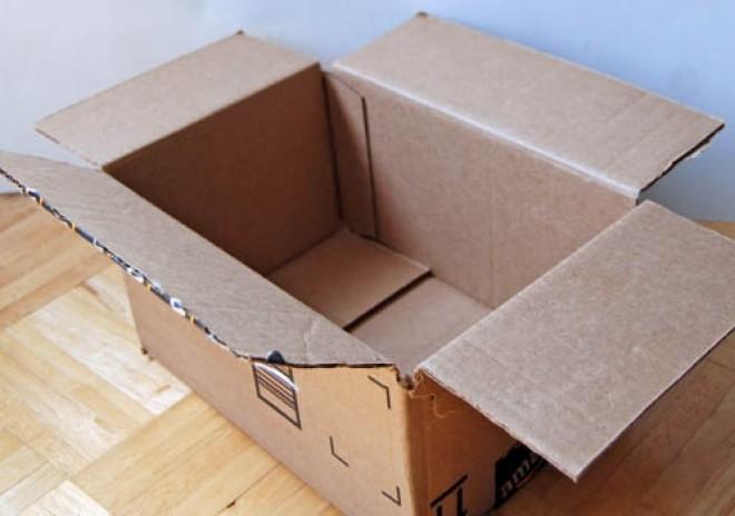 Készíts olcsó és egyszerű tárolódobozt!