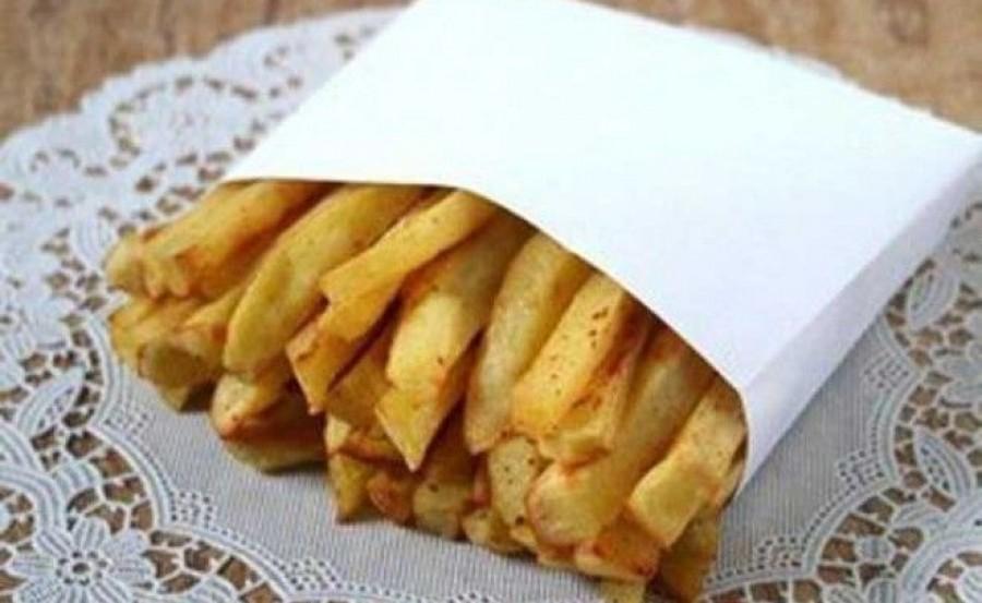 Így csinálhatsz Mekis sült krumplit, olaj nélkül!