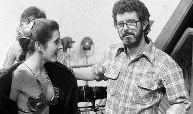 Előkerült 50 sosem látott kép a Jedi visszatér forgatásáról