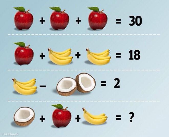 Azt hiszi egyszerű és tudja a választ?