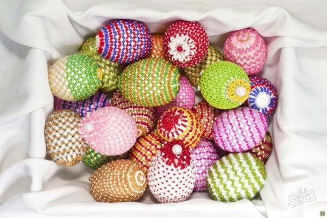 Készítsen gyönyörű húsvéti tojásokat gyöngyökből!