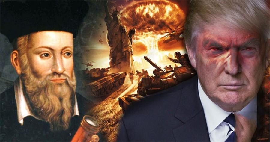 Nostradamus ezt jósolta nekünk 2018-ra!