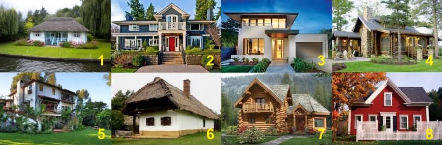 Válassz egy házat és tud meg mit jelent ez számodra!