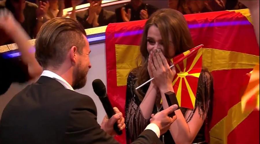 Elolvadtunk, Eurovízió 2017: élő adásban kérte meg szerelme az énekesnő kezét!(VIDEO)