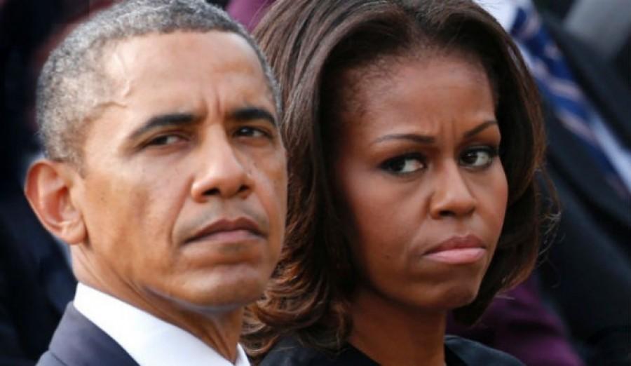 Óriási a botrány: Barack Obama egy évig ezzel a nővel csalta Michelle-t