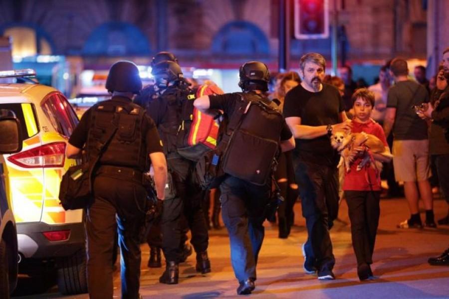 Terrortámadás a londoni koncerten: rengeteg a halott és a sérült!