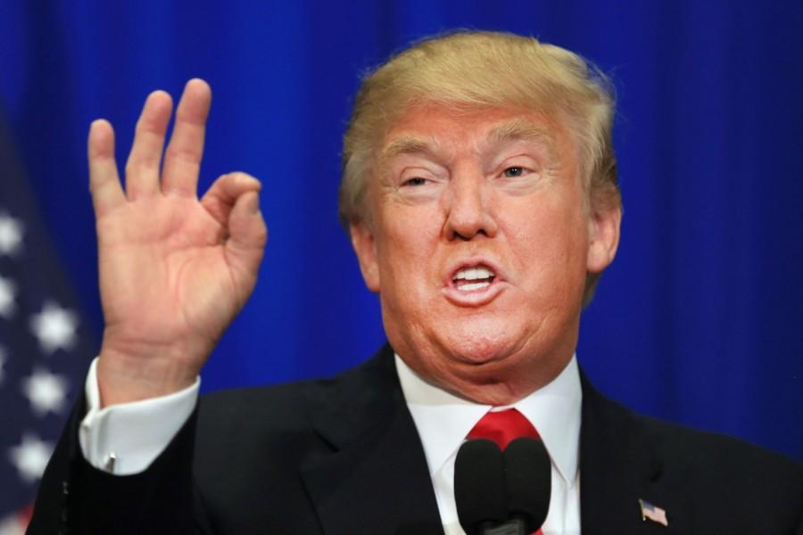 Donald Trump megint hatalmasat bakizott! Az amerikai elnökön röhög a fél világ!