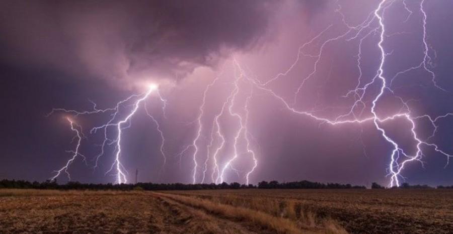 Ezekre a területekre adtak ki NARANCS riasztást a viharok miatt!
