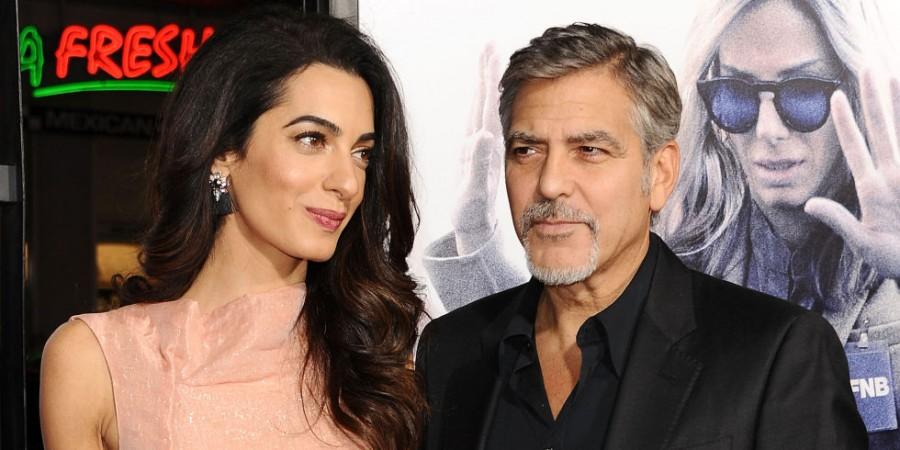 Apa lett George Clooney, de nem egyszerűen csak apa!