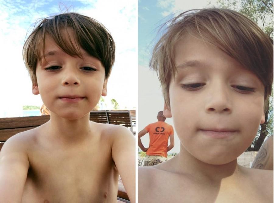 Majka kisfia hatalmasat rosszalkodott apja Facebookján!