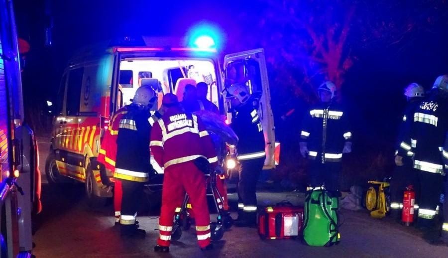 Komoly balesetet szenvedett a magyar színész, azonnal kórházba kellett szállítani!