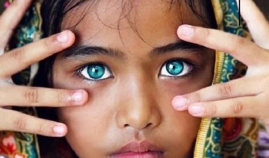 Ha a szem a lélek tükre akkor ezek a leggyönyörűbb lelkű gyermekek a világon!