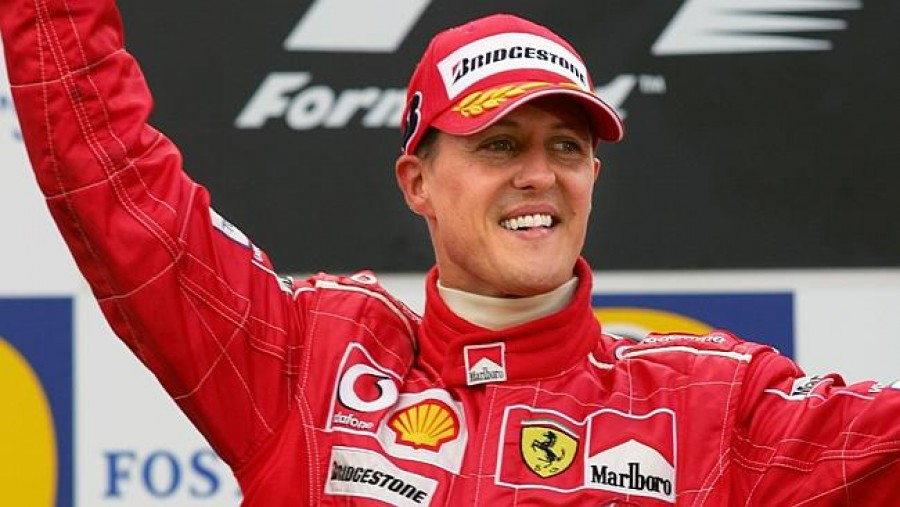 Meglepő fordulat a családtól: Új kép Michael Schumacherről!