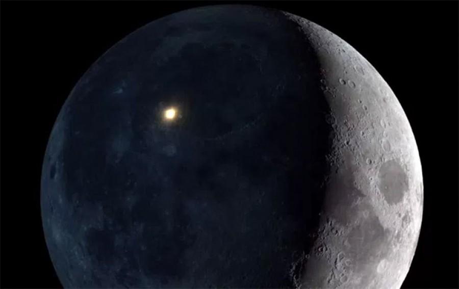 Hatalmas robbanás rázta meg a Holdat! NASA felvételt is készített róla!