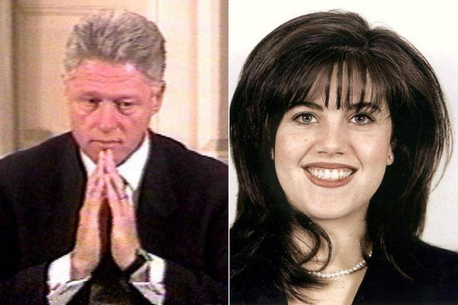 Emlékszel még rá? Így néz ki ma Monica Lewinsky!