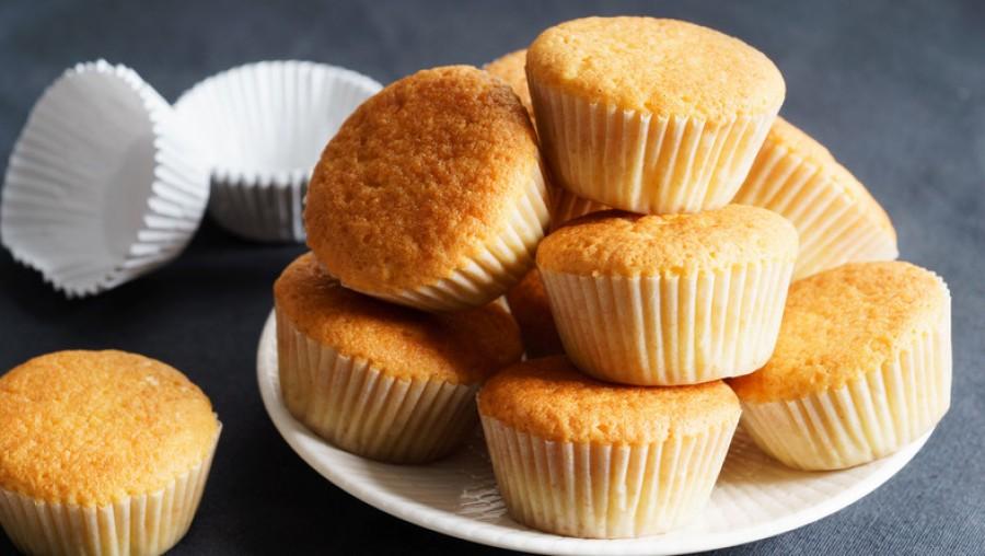 Nagyon finom: Muffin csupán 3 összetevőből