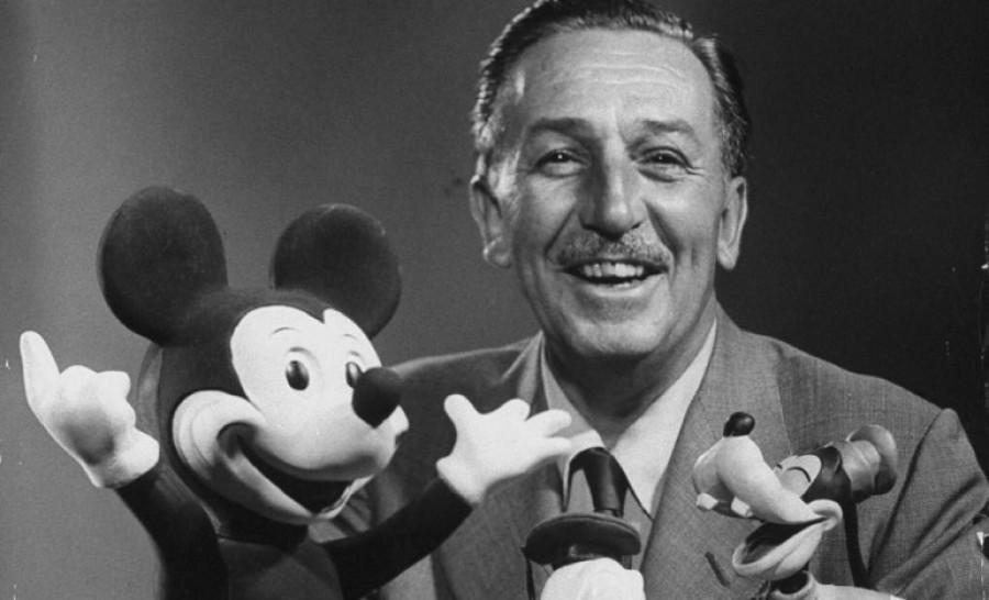 10 érdekesség Walt Disney-ről