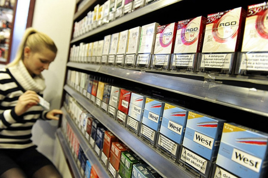 Megint jelentősen drágul cigaretták ára!