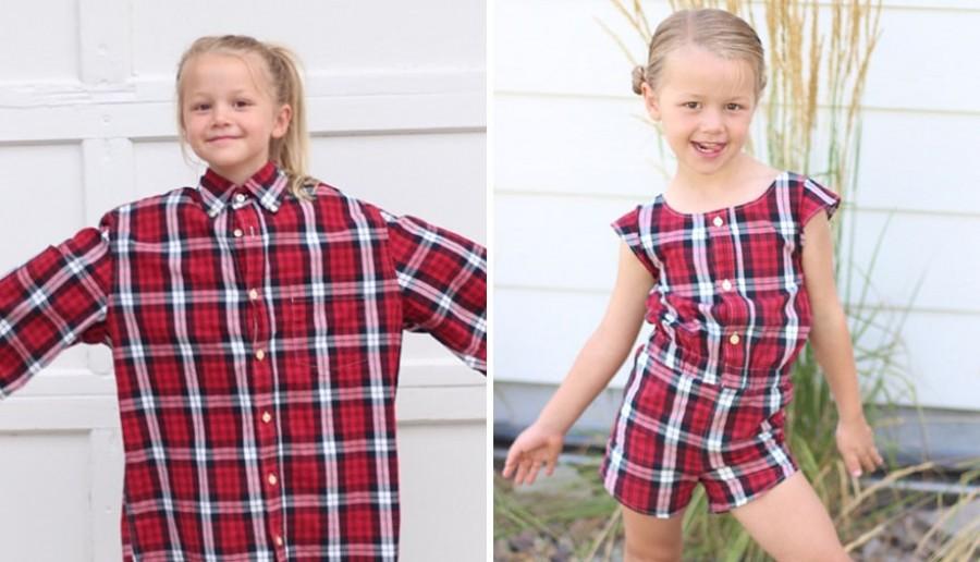 A fiatal anyuka nem dobta ki párja régi ingeit, hanem csodát varázsolt belőlük!