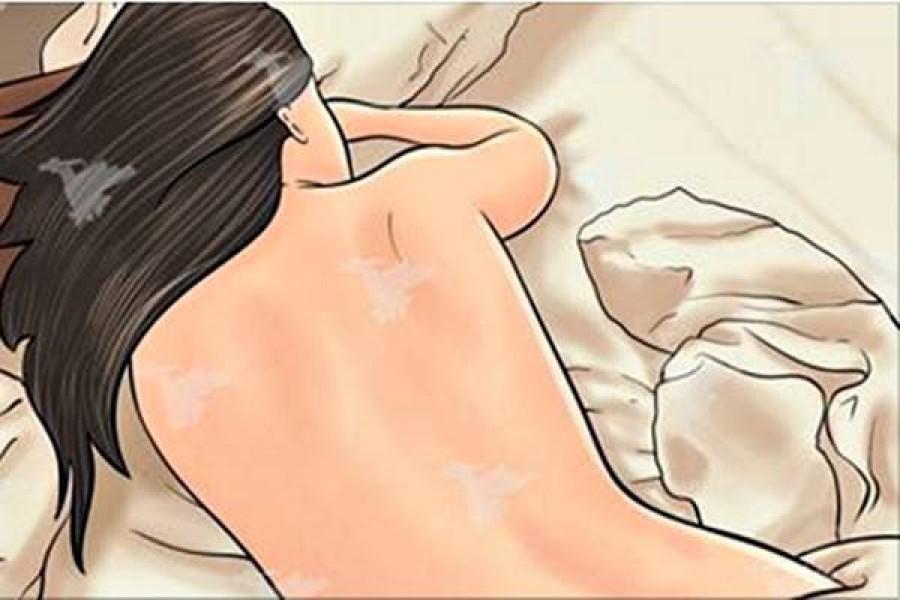 Döbbenet! Ez történik a testeddel ha éjszaka meztelenül alszol, döbbenet!