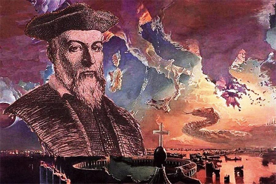 Nostradamus 7 jóslata 2017-re! A negyediken meg fogsz döbbenni!