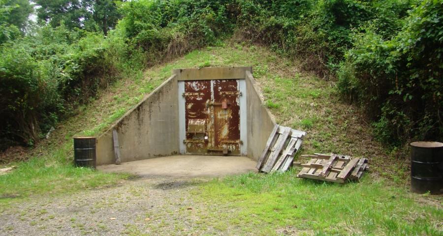 Ezt a nő fillérekért vett egy II. világháborús bunkert, a családjának leesett az álla mit csinált belőle!