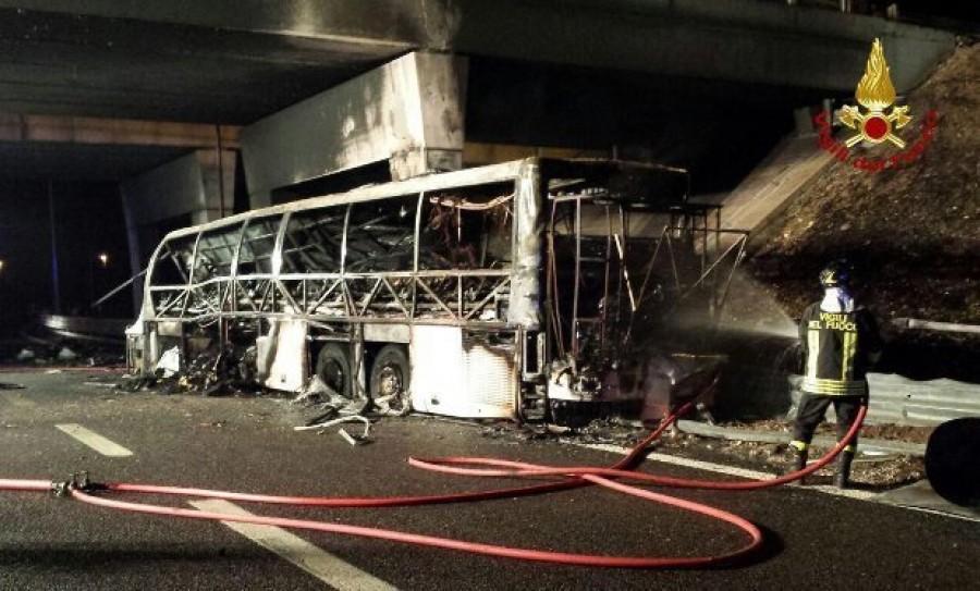 Vérlázító dologra derült fény a veronai busztragédiával kapcsolatban!