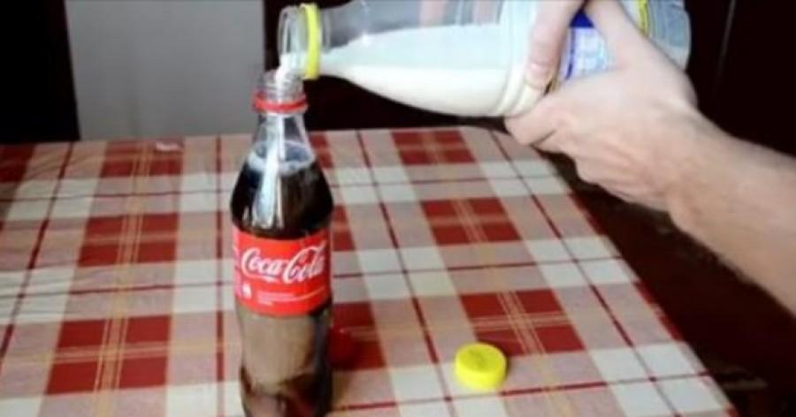 Ha ezt a videót megnézed valószínűleg többet nem iszol kólát!
