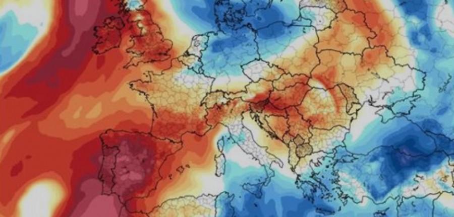 Elképesztő időjárás tart felénk, meglepődtek a meteorológusok!