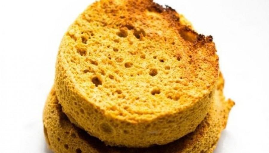 Ezt reggelizd kenyér helyett, két perc és kész is van!