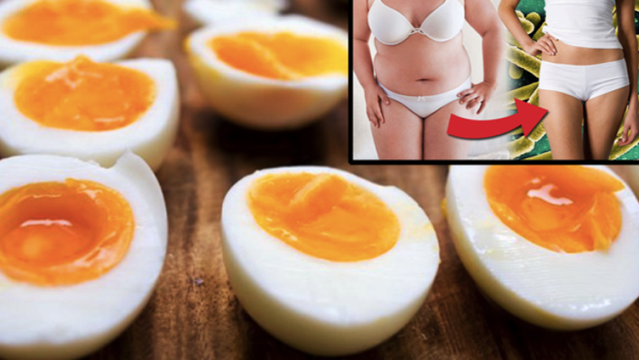 Egy hónap alatt hatalmas fogyás! Ismered a megdöbbentően hatékony tojásdiétát.