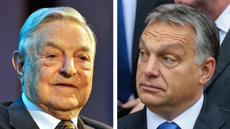Hoppá! Soros György leleplező videója Orbán Viktorról!