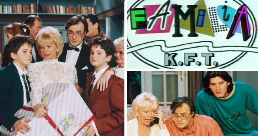 Biztosan Te sem ismered fel mind a 16 Família KFT szereplőt! Tedd magad próbára!