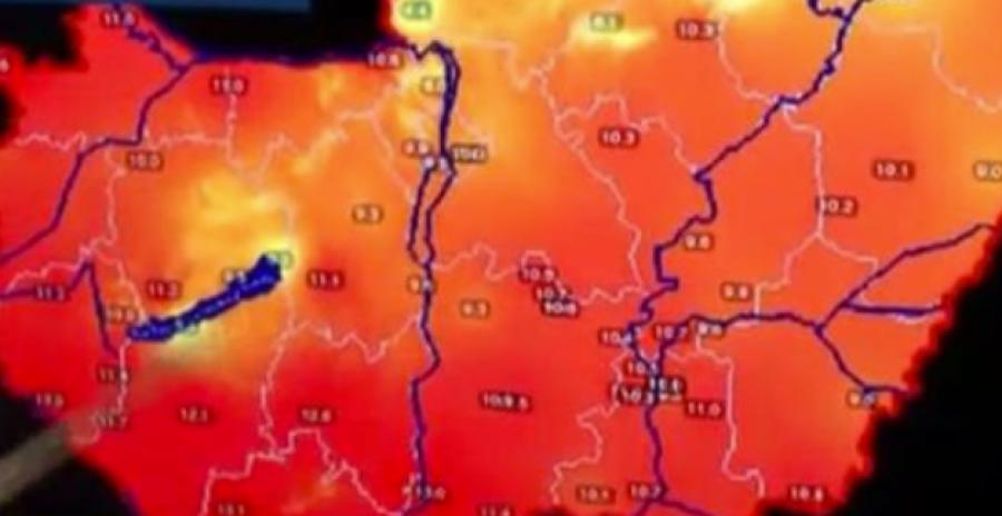 Drámai változás az időjárásban: Napok alatt 35 fokot emelkedik a hőmérséklet!