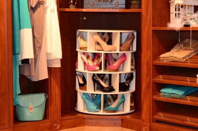 Elképesztő cipő tároló házilag!