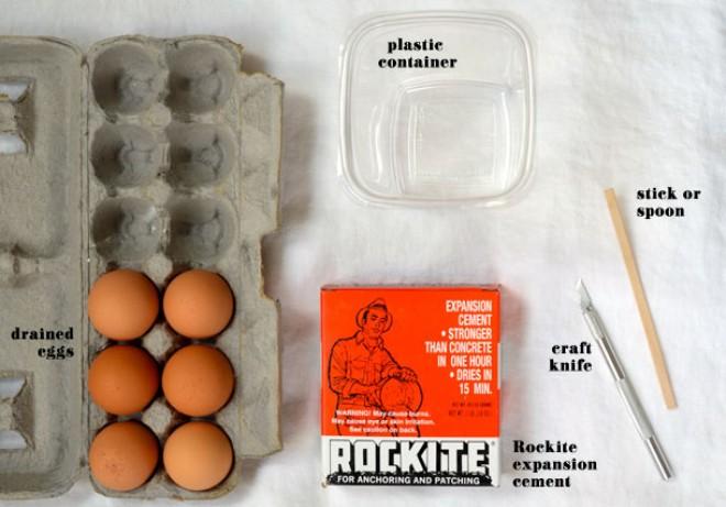 Ilyen húsvéti tojást még biztosan nem csinált!