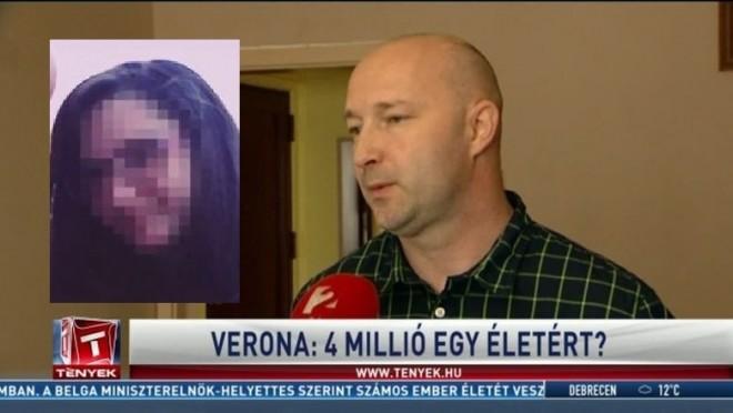 Kevesli az apa a veronai buszbalesetben elhunyt lánya után ajánlott 4 millió forintot!