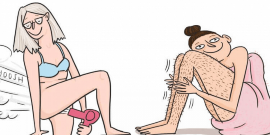 25 undorító női szokás amit minden nő titokban csinál!